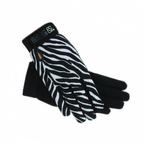 SSG Ladies' All Weather Gloves - Zebra