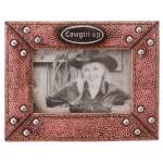 Gift Corral Cowgirl Up Photo Frame