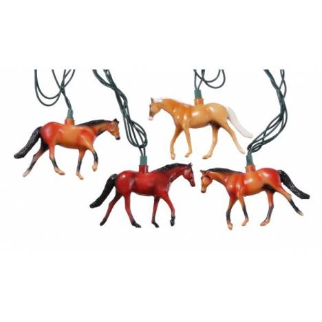 Gift Corral Horses Light Set