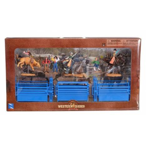 Gift Corral Deluxe Western Rodeo Play Set
