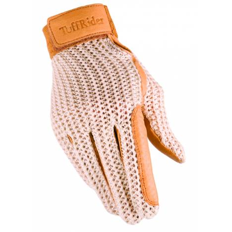TuffRider Crochet Back Glove