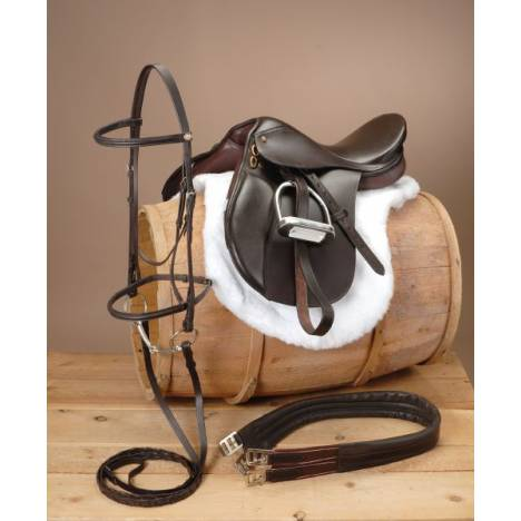 EquiRoyal Regency Event Winner Saddle Package