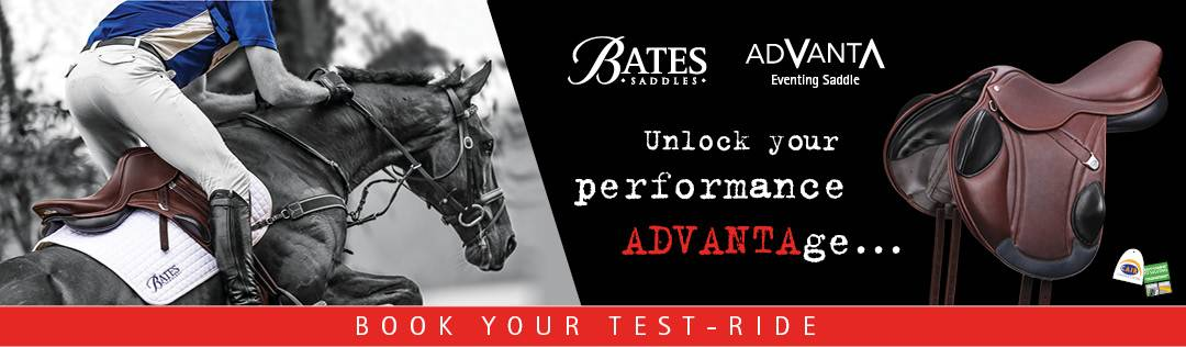 Bates Saddle Test Ride