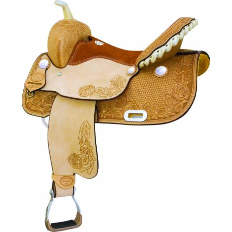 Billy Cook Saddlery Tyler Rose Racer