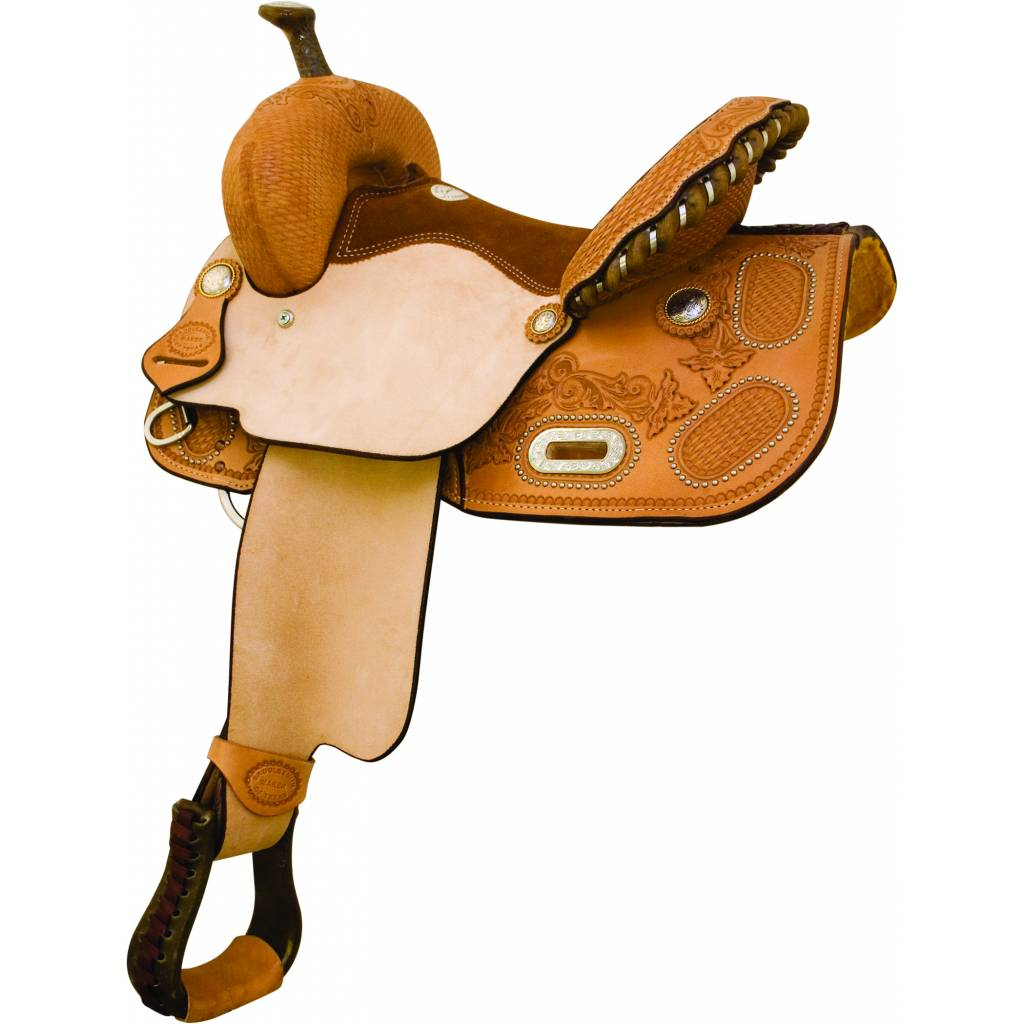 Billy Cook Saddlery Prosper Racer