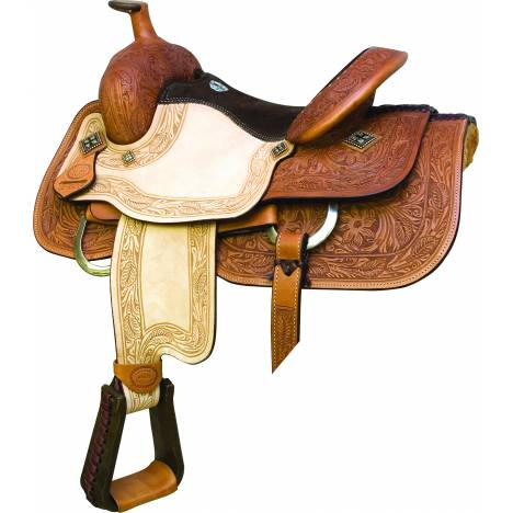 Billy Cook Saddlery Texas Hold Em