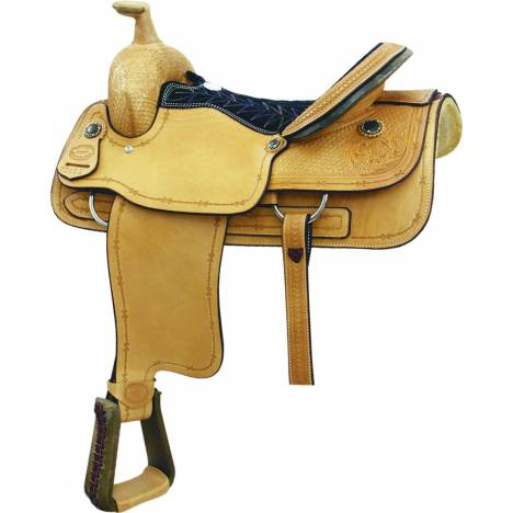 Billy Cook Saddlery Cowtown Roper