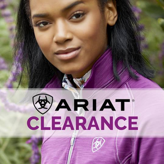 NEW!  Ariat Spring Clearance