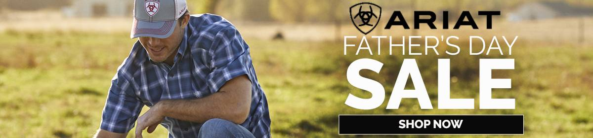 Ariat Father's Day Sale