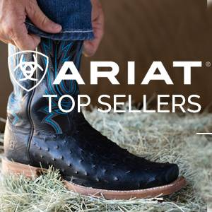 Shop Ariat Top Sellers<br>Get FREE Shipping & Gift