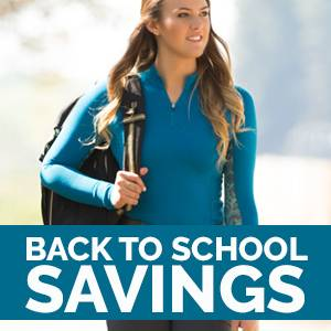3-Day Sale Event<br>Back to School Savings!