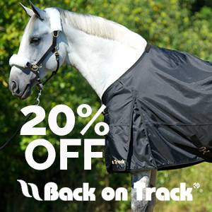 Spring Sale Exclusive! <br>Back on Track 20% OFF Everything