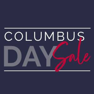 Discover the Savings!<br>48-Hour Columbus Day Sale