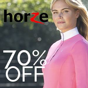 New! HorZe Seasonal Markdowns<br>Up to 70% OFF