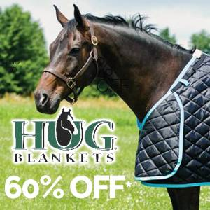 HUGs Horse Clothing Sale<br>Everything Up to 60% OFF