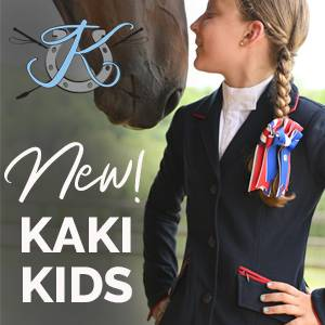 Introducing Our Exclusive<br>KAKI Show Apparel