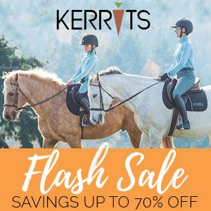 Kerrits Flash Sale<br>Now through Monday the 21st Only!