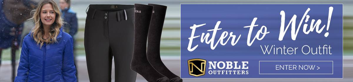 Noble Outfitters Winter Outfit Sweepstakes