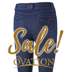 Do You Know Ovation Riding?<br>Shop Premium Quality Now On Sale