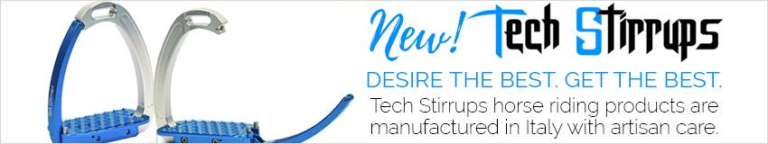 Tech Stirrups - Innovated Equestrian Equipment