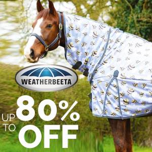 WeatherBeeta Premium Horse Clothing<br>Up to 80% OFF