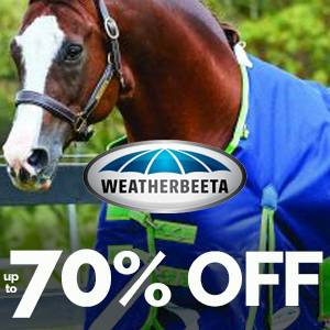 Biggest WeatherBeeta Sale Yet<br>Savings Up to 70% OFF