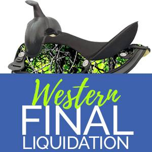 Final Western Liquidation<br>2500+ Products Up to 90% OFF