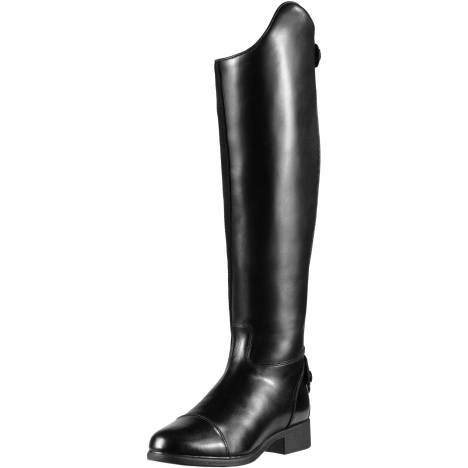 Ariat Ladies Bromont Insulated Tall Boots - Waxed Black