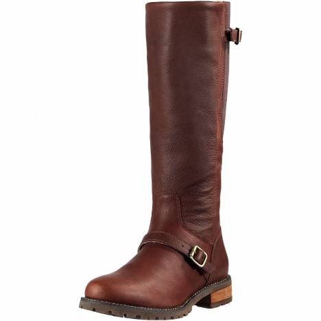 Ariat Ladies Stanton H2O Boot - Coffee