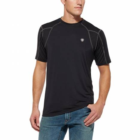 Ariat Mens Agile AC Tek Tee Shirt