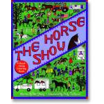 The Horse Show Coloring Book