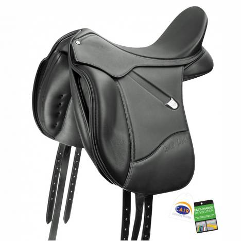 Bates Isabell Luxe Leather Adjustable Bar Cair III Saddle