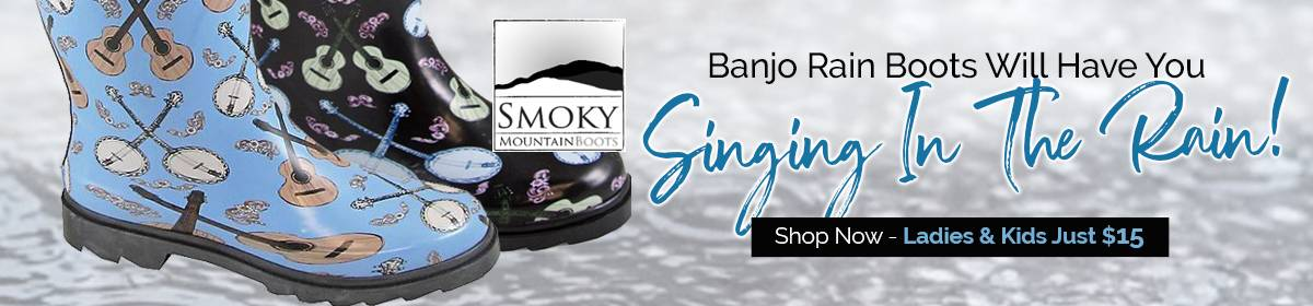 Banjo Rubber Boots