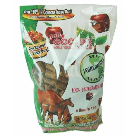 Jolly Goodies - Apple Treats for Horses