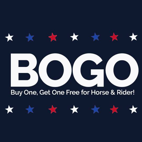 Red, White & Blue Savings<br>BOGO: Buy 1 Get 1 FREE