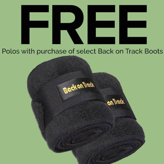 Back On Track BOGO Sale
