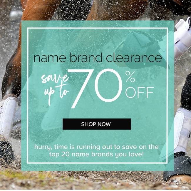 Brand Name Clearance Shop 20+ Brands & 400+ Products
