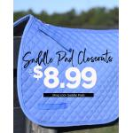 Saddle Pads Under $20