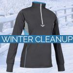 Winter Cleanup Sale