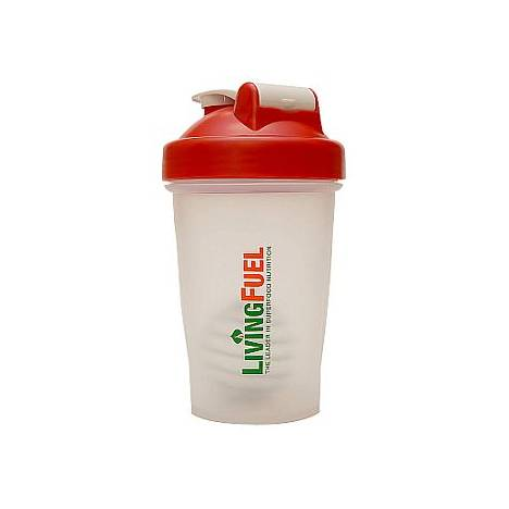 LivingFuel Miniature Blender Bottle