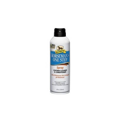 Absorbine Horseman's One Step Leather Cleaner and Conditioner Spray