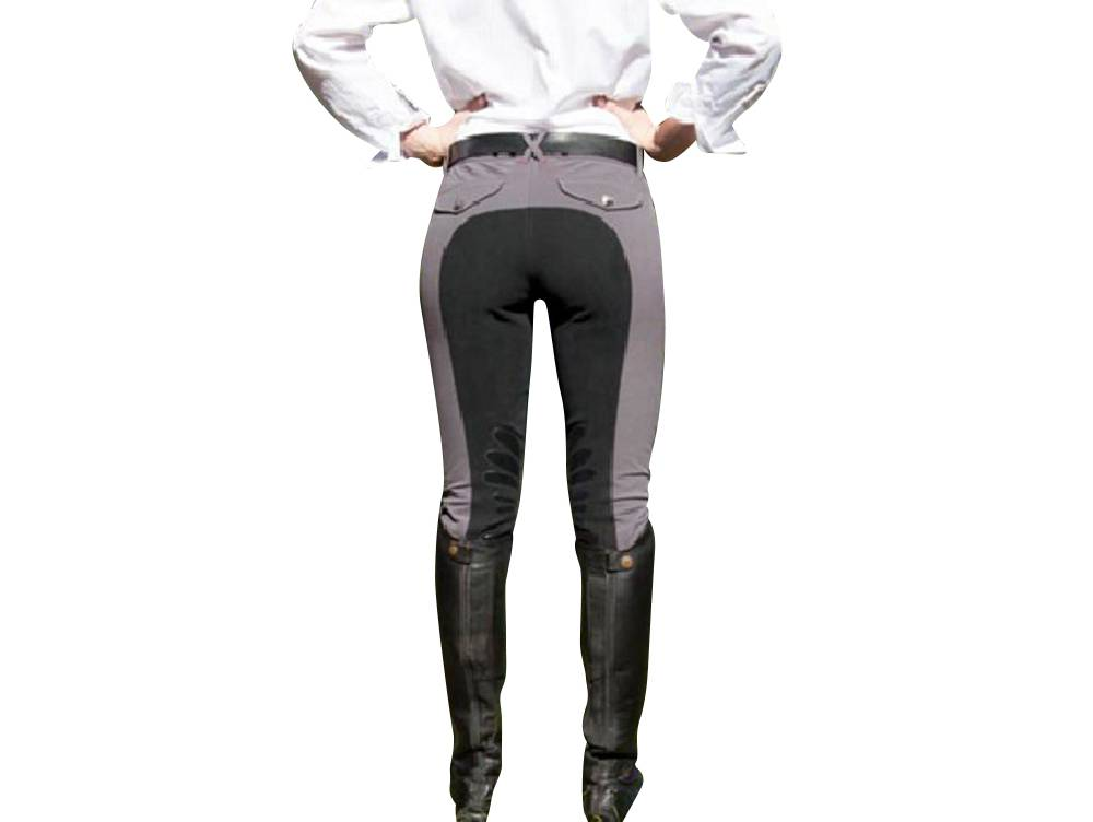 Devon Aire Ladies Signature Full Seat Breech Horseloverz