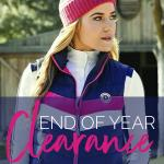 End of the Year Clearance