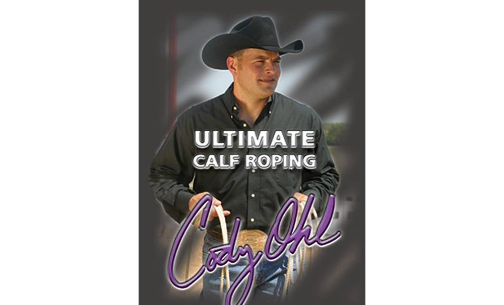 Equimedia Cody Ohl Ultimate Calf Roping Dvd Horseloverz
