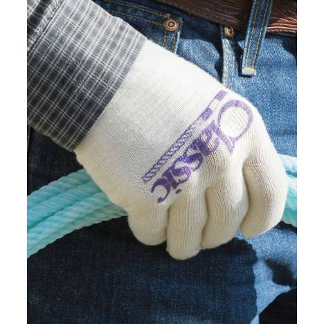 Classic Equine Deluxe Roping Gloves