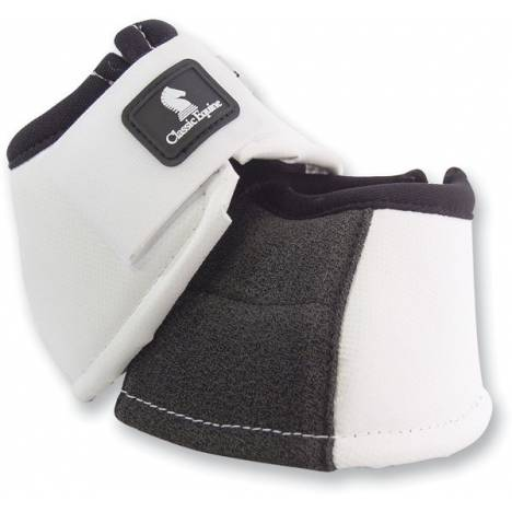 Classic Equine No-Turn Bell Boots with Kevlar