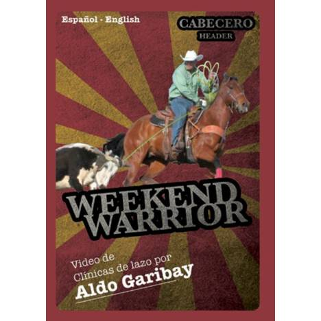 Aldo Garibay: Weekend Warrior Heading DVD