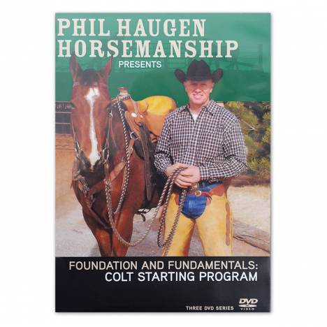 Phil Haugen DVD 1 - Foundation and Fundamentals