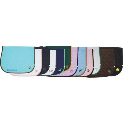 Lettia All Purpose Baby Pad with Embroidery - Jumping Horse