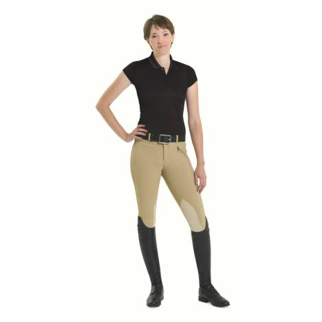 Equistar EquiTuff Ladies Knee Patch Breech